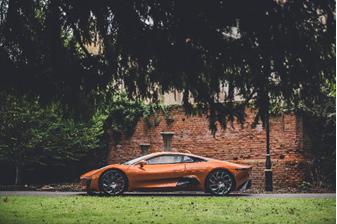 191030 2015 Jaguar C-X75 (Credit - Amy Shore © 2019 Courtesy of RM Sotheby's) [2]