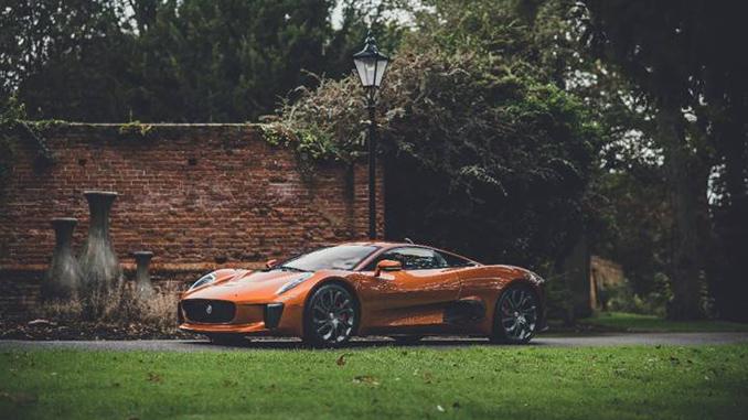 191030 2015 Jaguar C-X75 (Credit - Amy Shore © 2019 Courtesy of RM Sotheby's) [678]