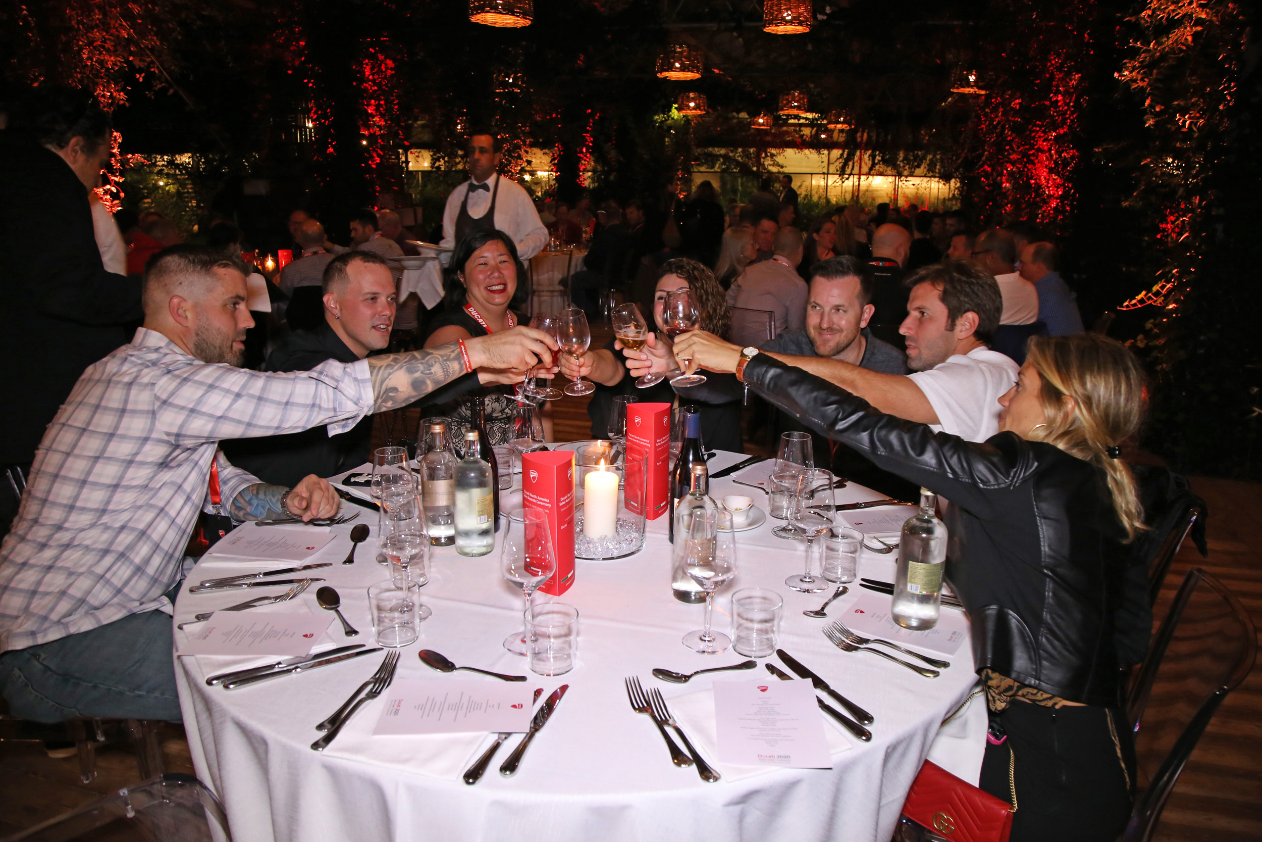 191030 Ducati Global Dealer Conference Shines Spotlight on Thriving North American Dealership Network [2]