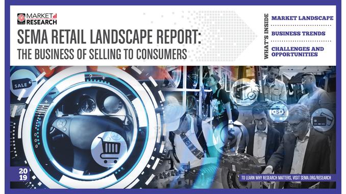 SEMA's new Retail Landscape Report