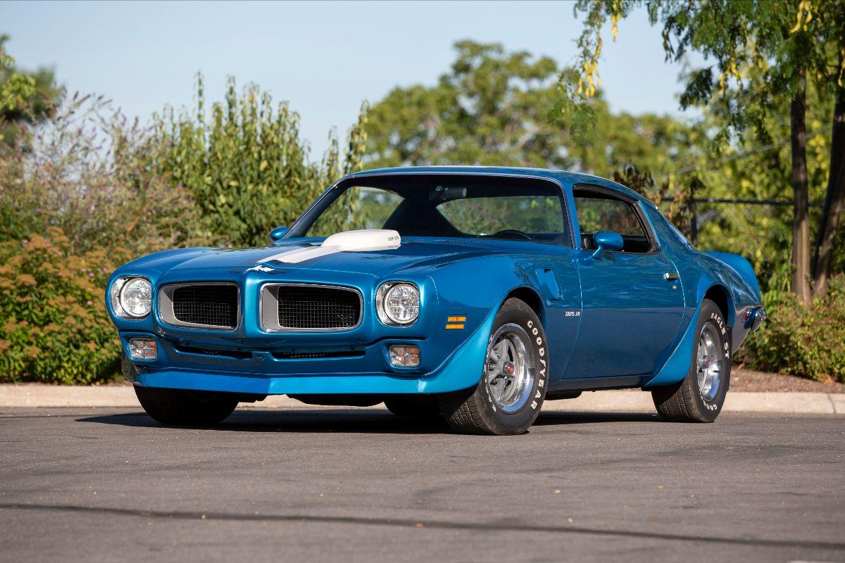1970 Pontiac Trans Am (Lot S63) - Mecum Las Vegas