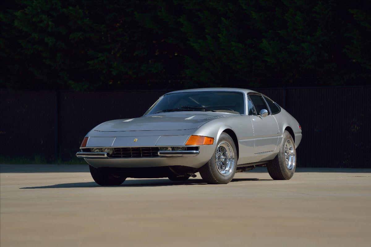 1972 Ferrari 365 GTB:4 Daytona (Lot S98) - Mecum Las Vegas