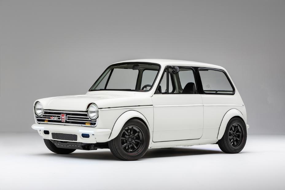 1972 Honda N600 for 2019 SEMA Show