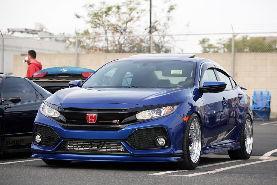 2018 Honda Civic Si Super Street Project for 2019 SEMA Show