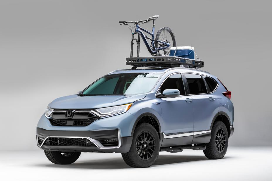2020 Honda CR-V Do Build by Jsport for 2019 SEMA Show