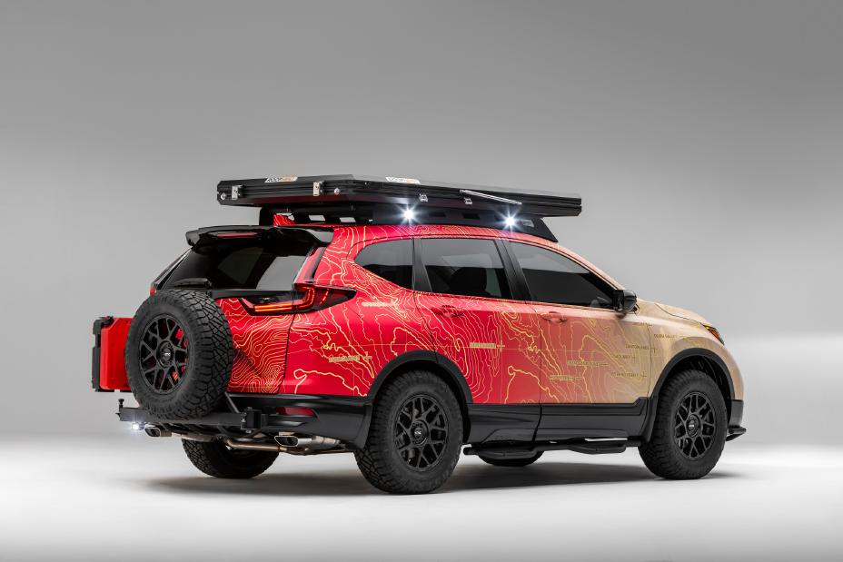 2020 Honda CR-V Dream Build by Jsport for 2019 SEMA Show