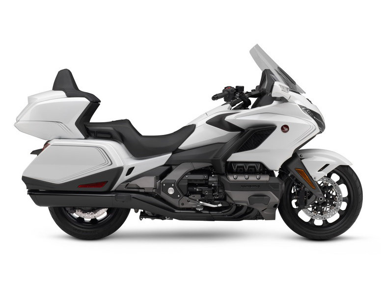 2020 Honda Gold Wing Tour Pearl Glare White RHP