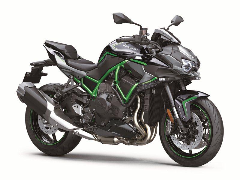 2020 Kawasaki Z H2 [1]