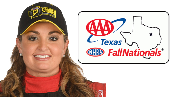AAA INSURANCE NHRA MIDWEST NATIONALS - Erica Enders [678]