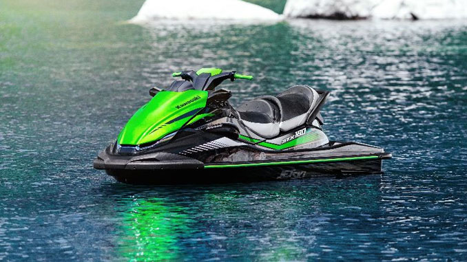 ALL-NEW Jet Ski STX160 [678]