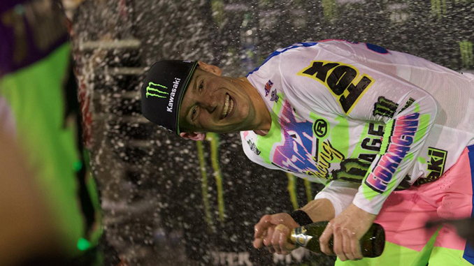 Adam Cianciarulo wins the 2019 Monster Energy Cup [678]