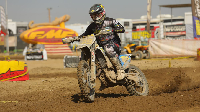 Andrew Short Fights Hard in Dusty WORCS Conditions [678]