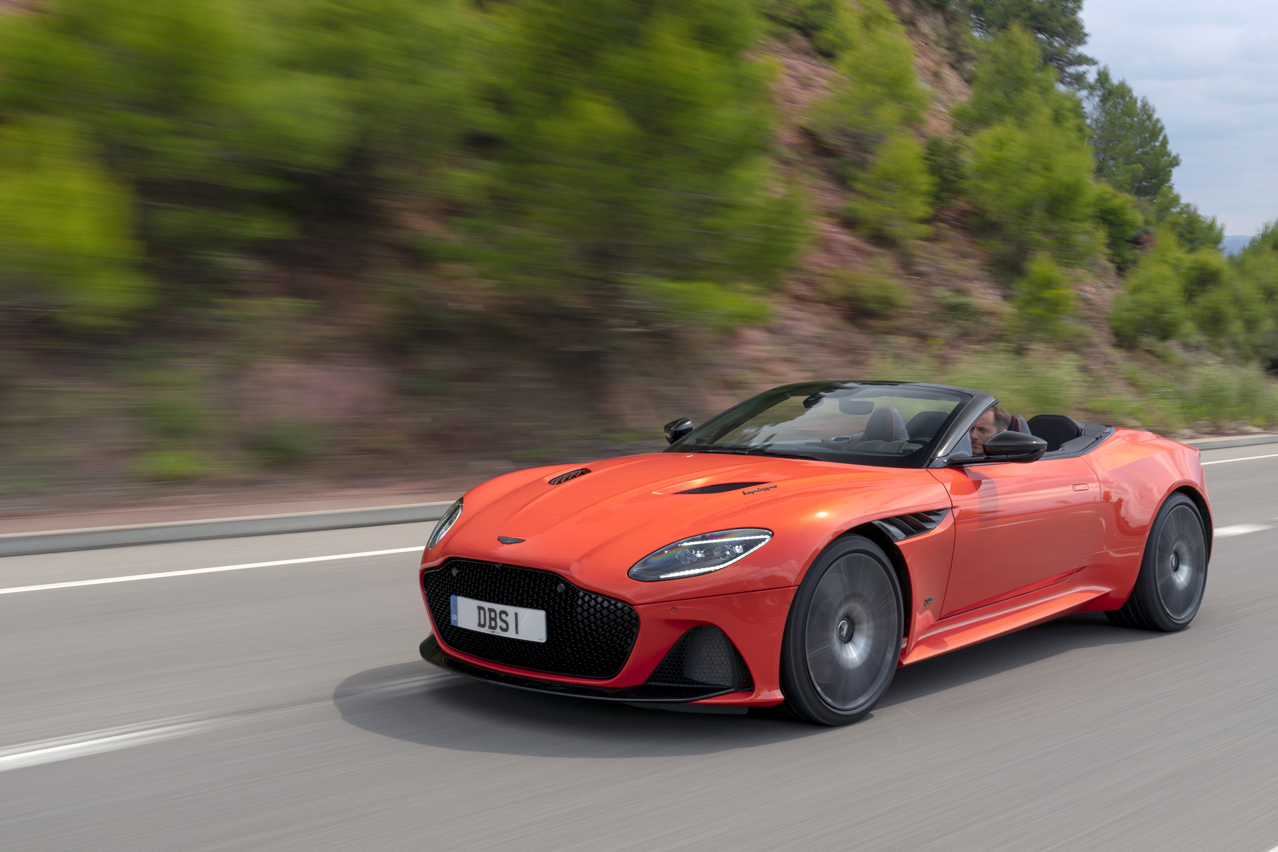 Aston Martin DBS Superleggera Volante - Sportscar of the Year [3]