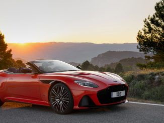 Aston Martin DBS Superleggera Volante - Sportscar of the Year [678]