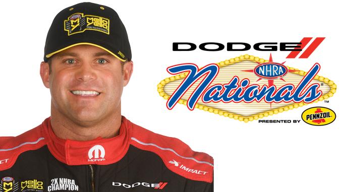 Funny Car - Matt Hagan - Dodge NHRA Nationals [678]