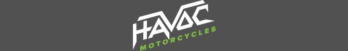 Havoc Motorcycles banner