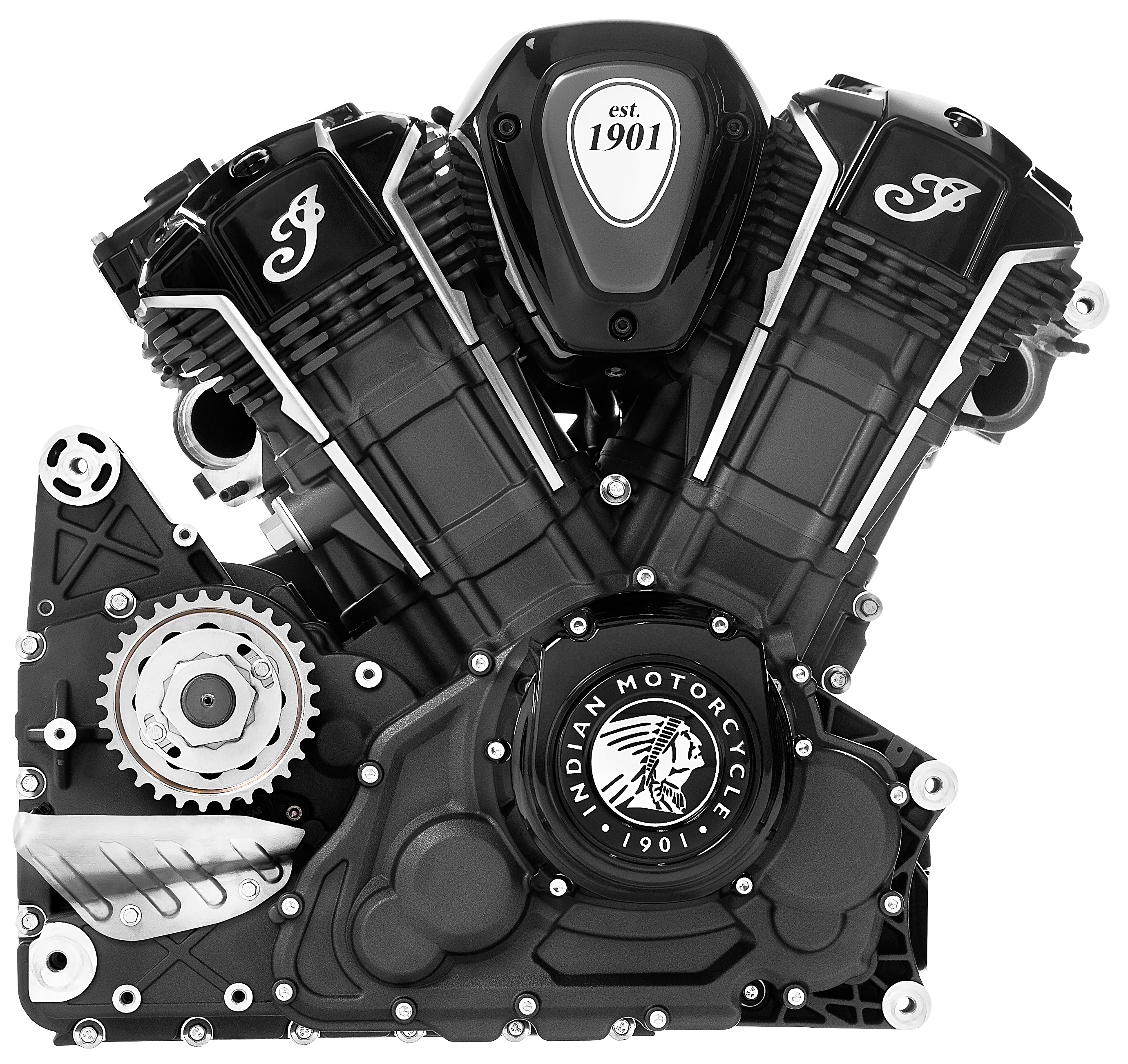 Indian Motorcycle-108-Engine