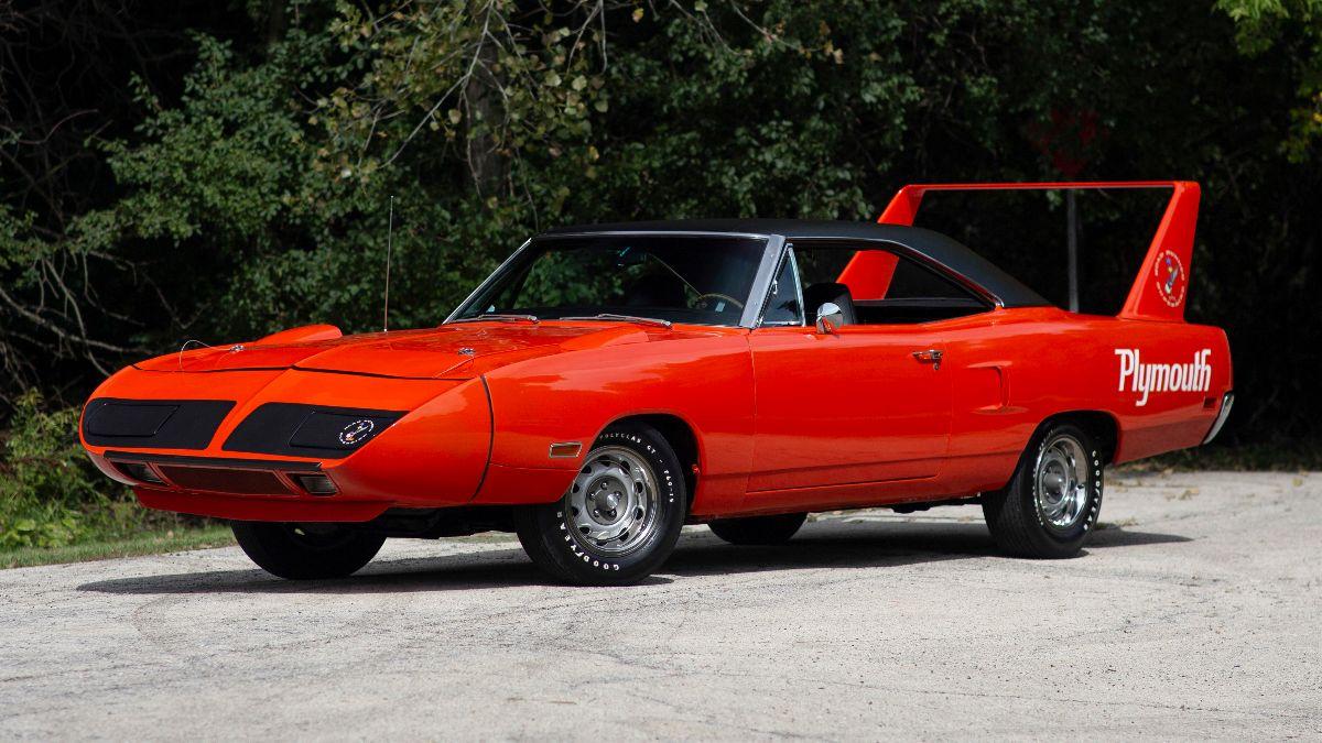 Mecum Chicago - 1970 Plymouth Superbird (Lot S180)