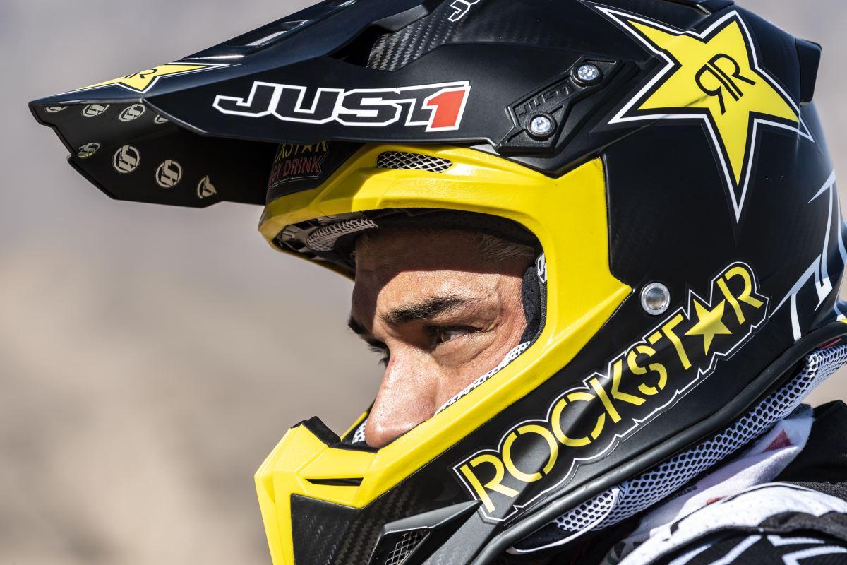 Pablo Quintanilla – Rockstar Energy Husqvarna Factory Racing - RALLY DU MAROC [2]