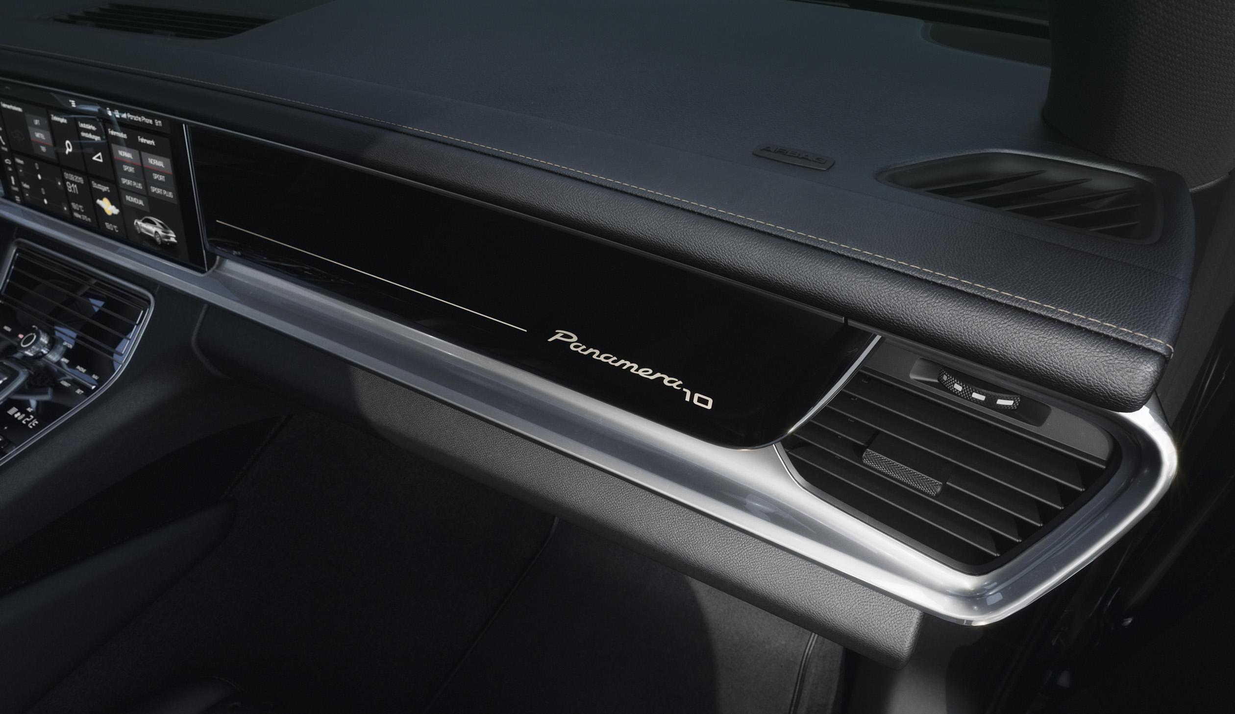 Porsche Panamera 4 10 Years Edition [4]