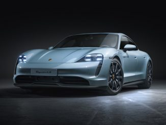 Porsche adds the Taycan 4S to the electric family [678]