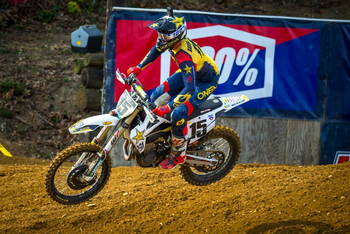 Rockstar Energy Husqvarna Factory Racing Team - DEAN WILSON [2]