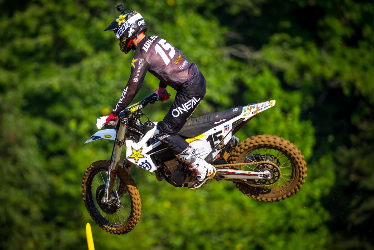 Rockstar Energy Husqvarna Factory Racing Team - DEAN WILSON [3]