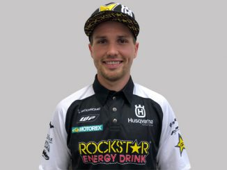 Rockstar Energy Husqvarna Factory Racing Team - RJ HAMPSHIRE [678]