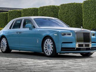 Rolls-Royce Arabian Gulf Phantom [678]