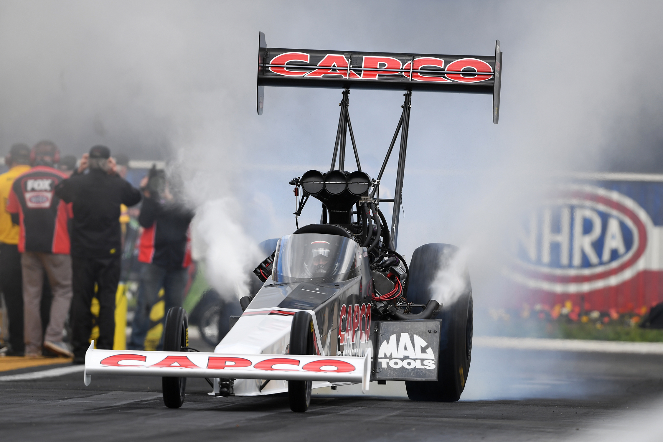 Top Fuel - Billy Torrence - Dodge NHRA Nationals