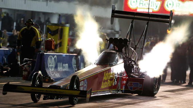 Top Fuel - Brittany Force - AAA Texas NHRA Fallnationals action [678]