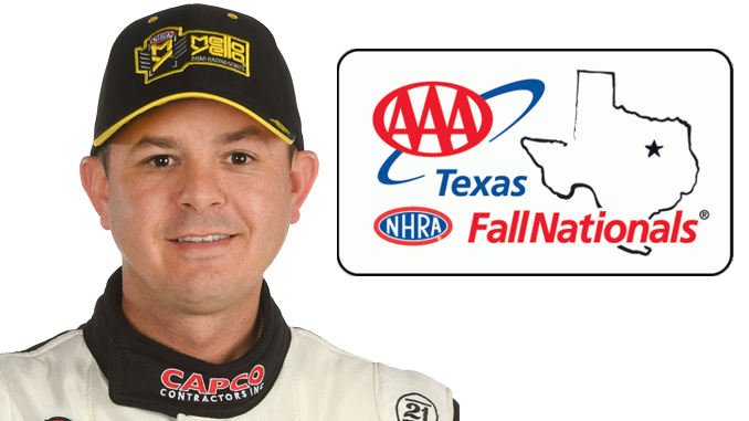 Top Fuel - Steve Torrence - AAA Texas NHRA Fallnationals [678]