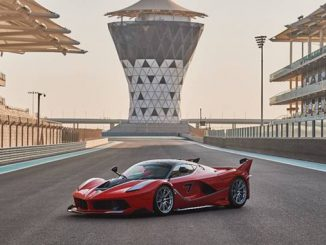 191108 2015 Ferrari FXX K pictured at Yas Marina Circuit (Sami Sasso © 2019 Courtesy of RM Sotheby's) [678]