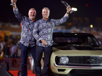 191115 Mike and Jim Ring and their 1969 Chevrolet Camaro beat out nearly 300 entrants to win the sixth-annual SEMA Battle of the Builders competition [678]