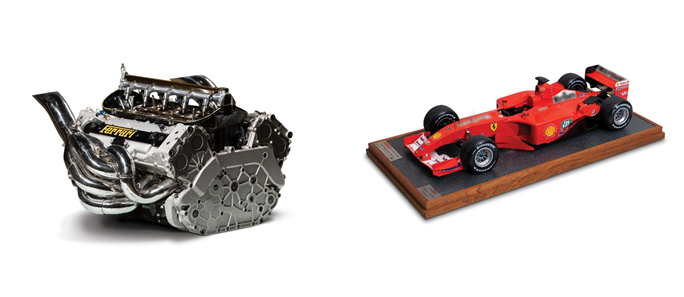 191119 Online Formula 1 Memorabilia Auction - images © 2019 Courtesy of RM Sotheby's [3]