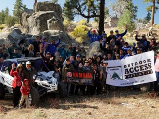 191120 Yamaha employees volunteering in the San Bernardino National Forest [678]