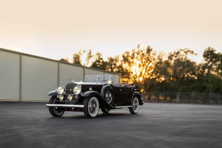 1930 Cadillac V-16 Sport Phaeton by Fleetwood - RM Sotheby's Arizona sale