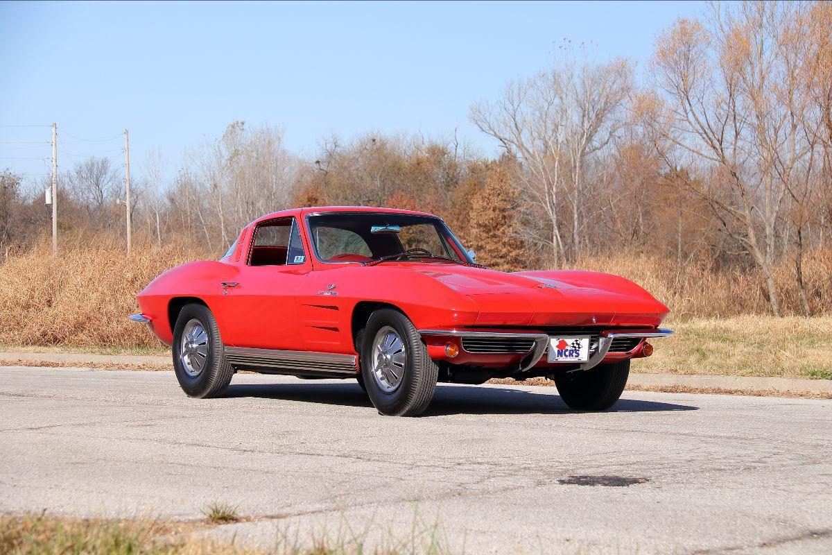 1964 Chevrolet Corvette Coupe (Lot S127.1) - Mecum Kansas City 2019