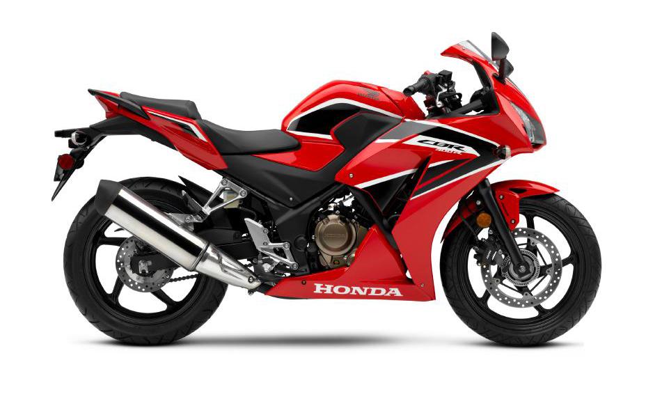 2020 Honda CBR300R Grand Prix Red
