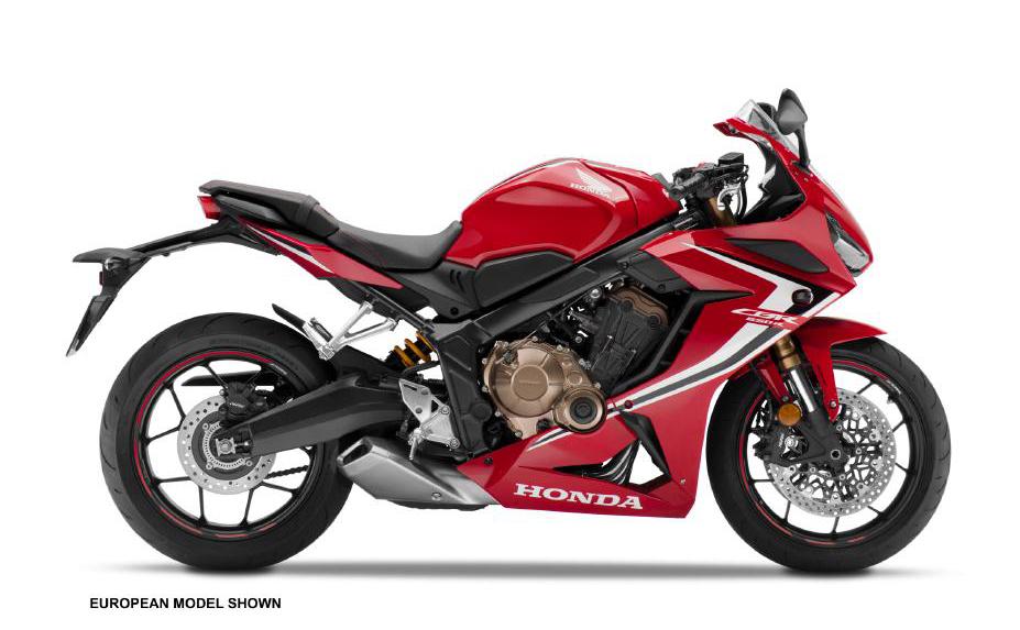 2020 Honda CBR650R