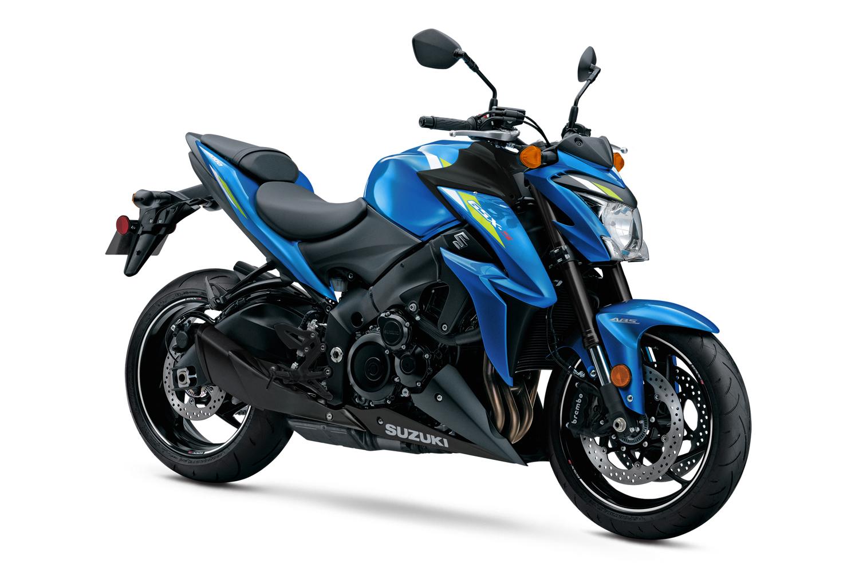 2020 Suzuki GSX-S1000 [1]