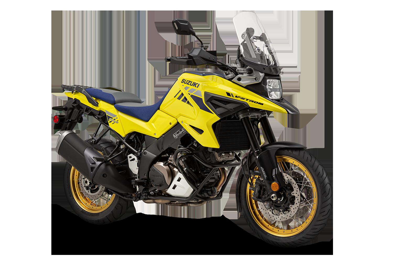 2020 Suzuki V-STROM 1050XT [4]