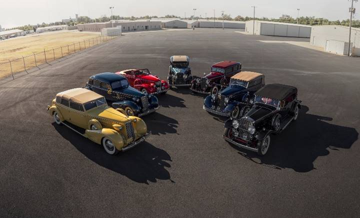 Another look at the Cadillacs offered from the John D. Groendyke Collection [2]