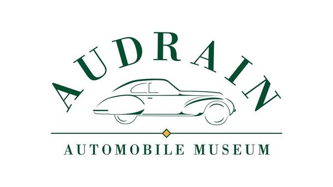 Audrain Automobile Museum Logo