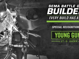 SEMA Battle of the Builders 2019
