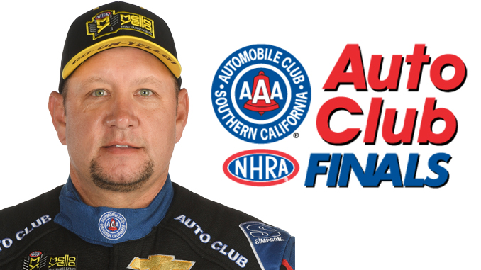 Funny Car - Robert Hight - Auto Club NHRA Finals [678]
