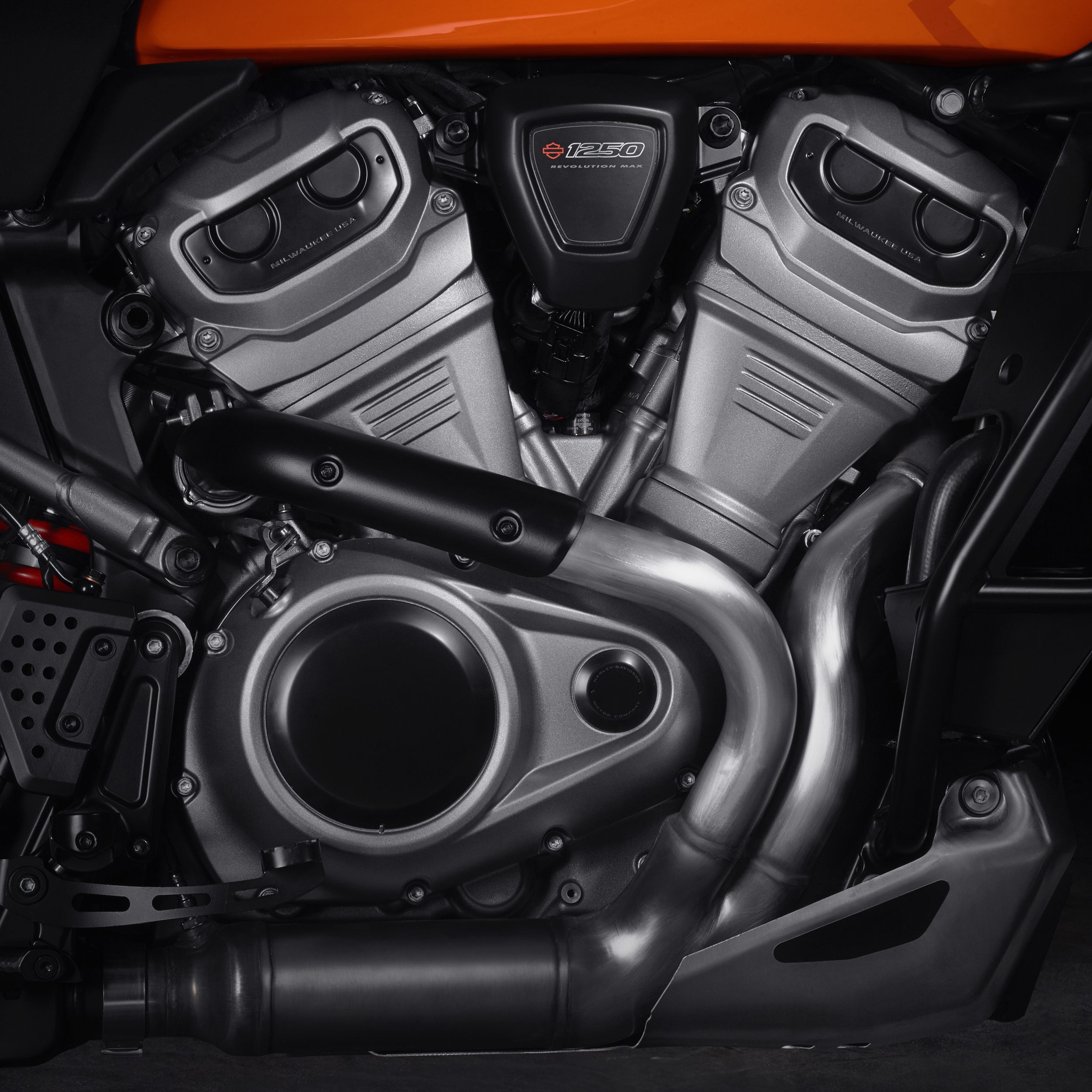 Harley-Davidson Revolution Max 1205