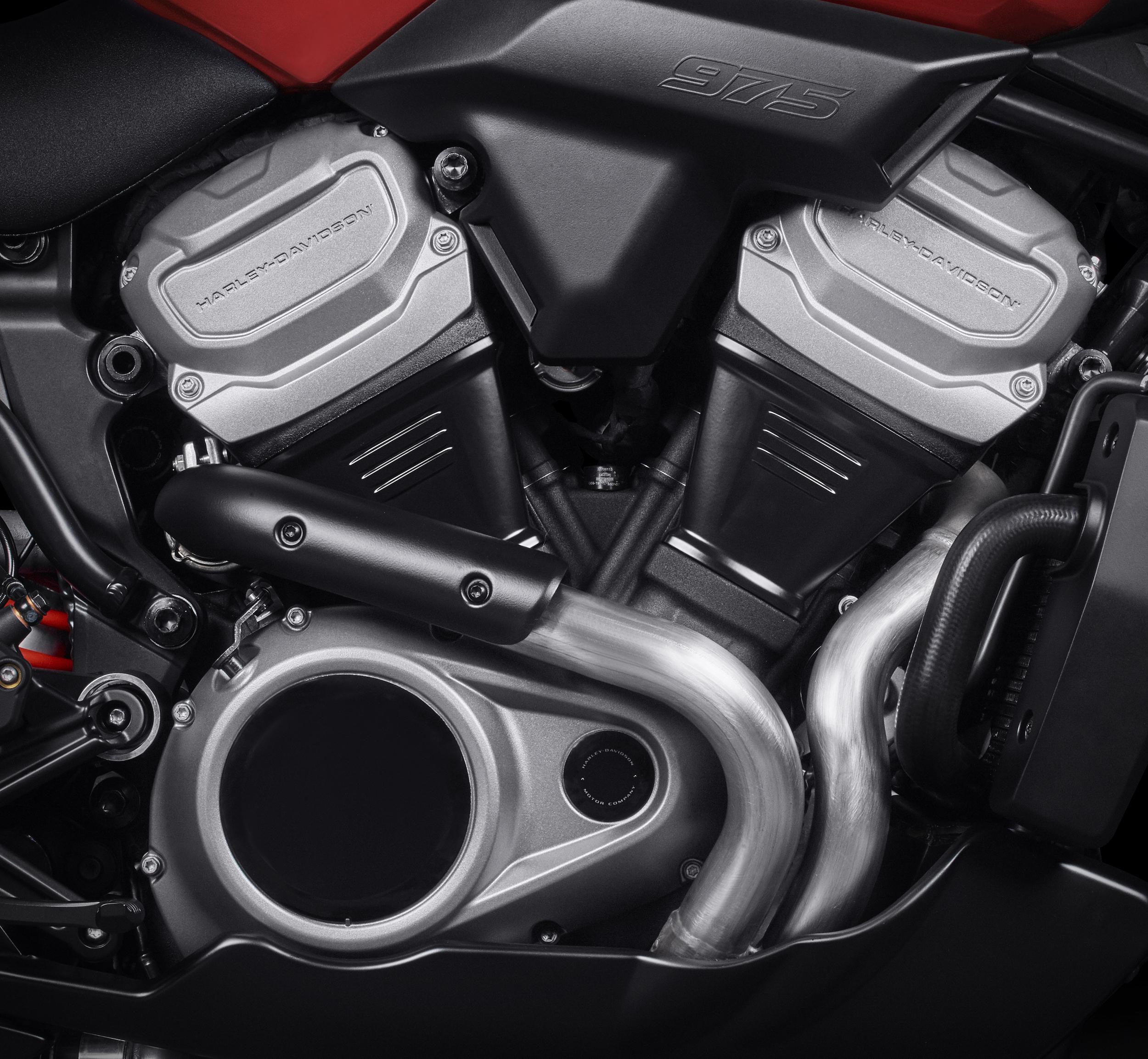 Harley-Davidson Revolution Max 975 engine