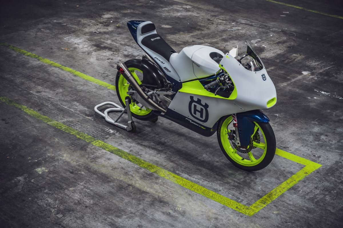 Husqvarna Motorcycles Return to Moto3 Competition with Max Racing Team - FR 250 GP (2)