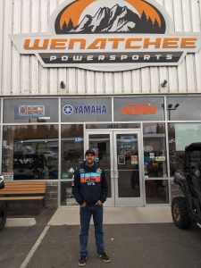 Powersports Listings - mergers & acquisitions - Brandon Montgomery, New Owner, Wenatchee Powersports